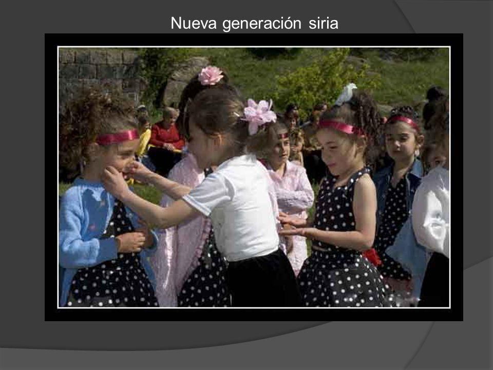 Nueva generación siria