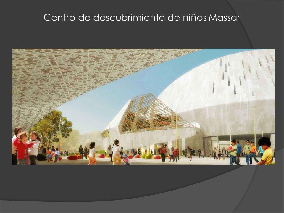 Centro de descubrimiento de niños Massar