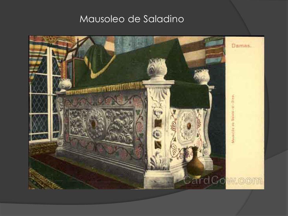 Mausoleo de Saladino