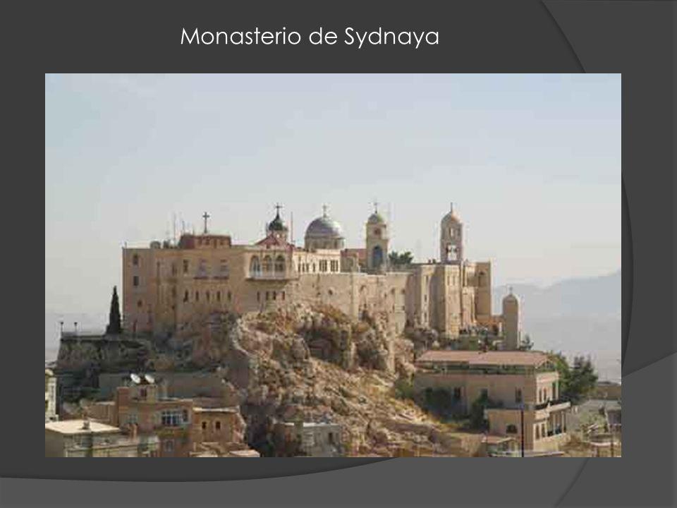 Monasterio de Sydnaya