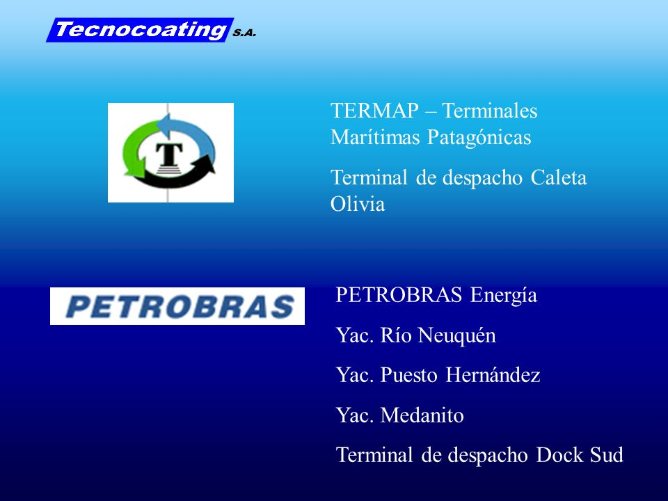 TERMAP – Terminales Marítimas Patagónicas