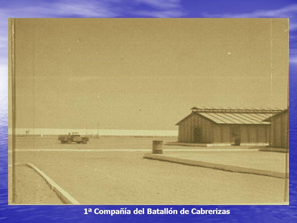 1ª Compañía del Batallón de Cabrerizas