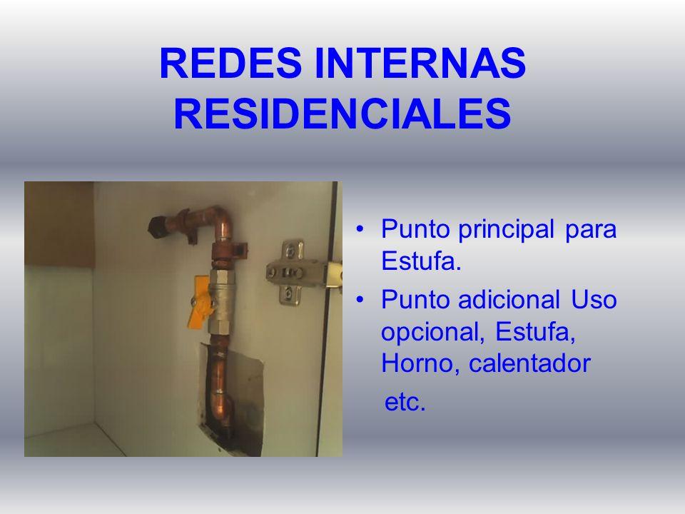 REDES INTERNAS RESIDENCIALES