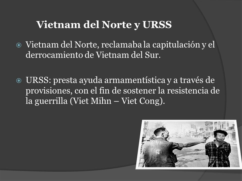 Vietnam del Norte y URSS