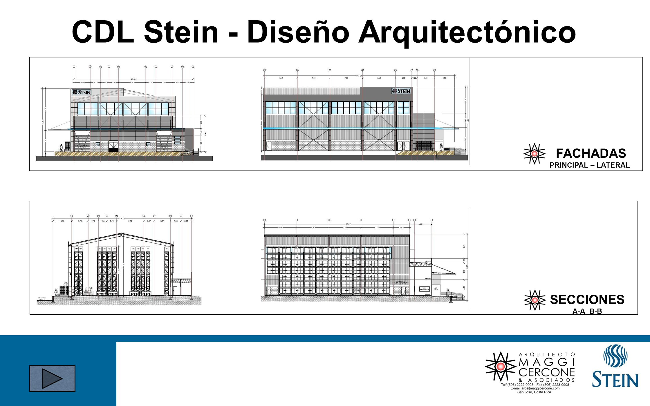 CDL Stein - Diseño Arquitectónico