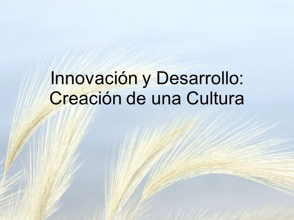 Innovación y Desarrollo: Creación de una Cultura