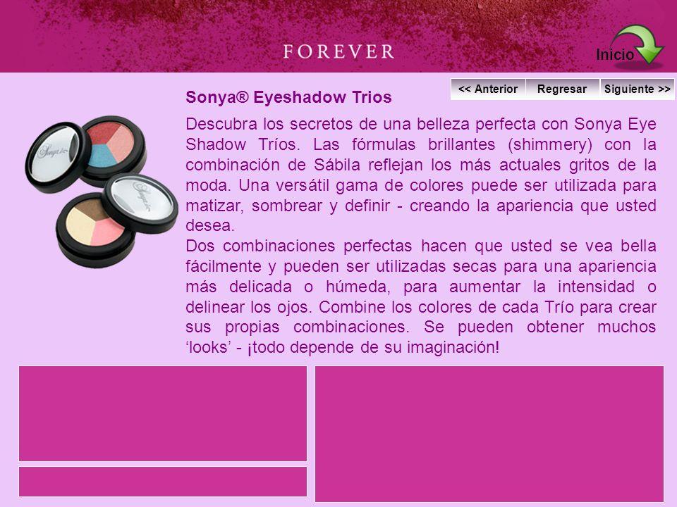Sonya® Eyeshadow Trios