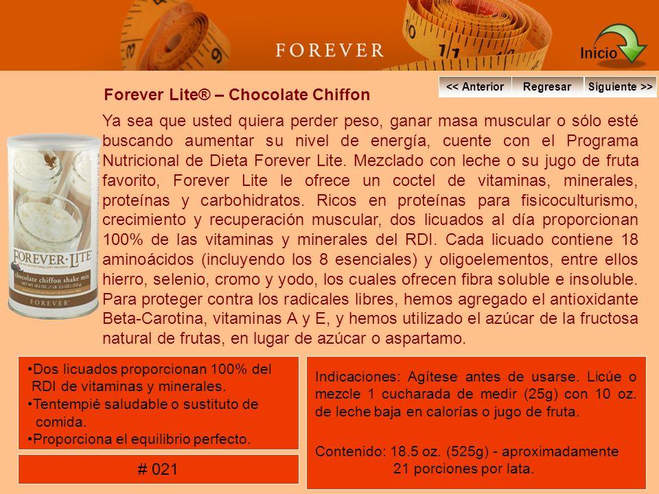 Forever Lite® – Chocolate Chiffon