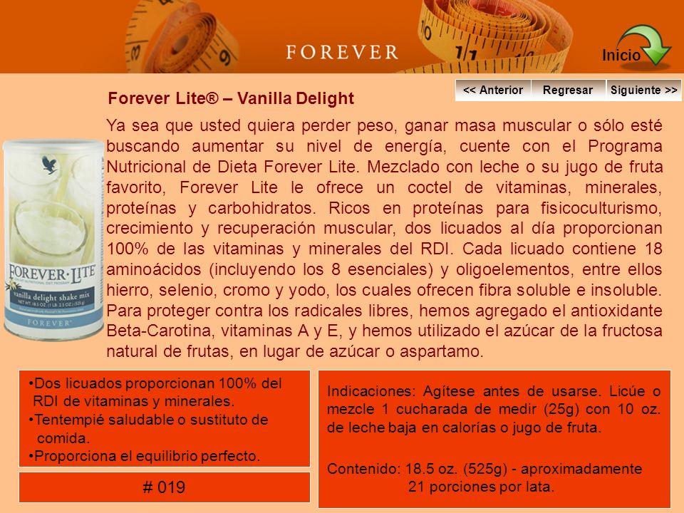 Forever Lite® – Vanilla Delight