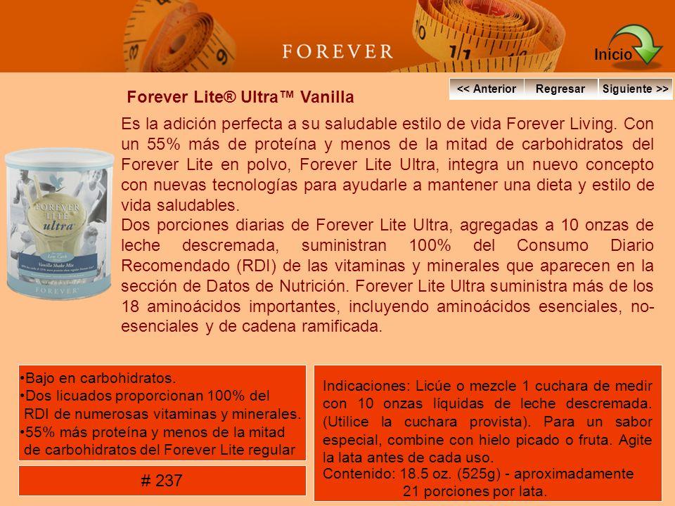 Forever Lite® Ultra™ Vanilla