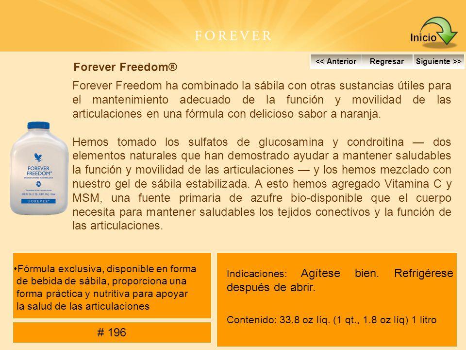 Inicio Forever Freedom®