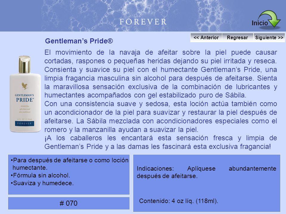 Inicio Gentleman's Pride®