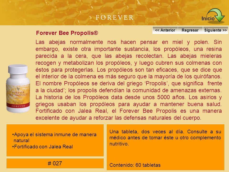 Inicio Forever Bee Propolis®