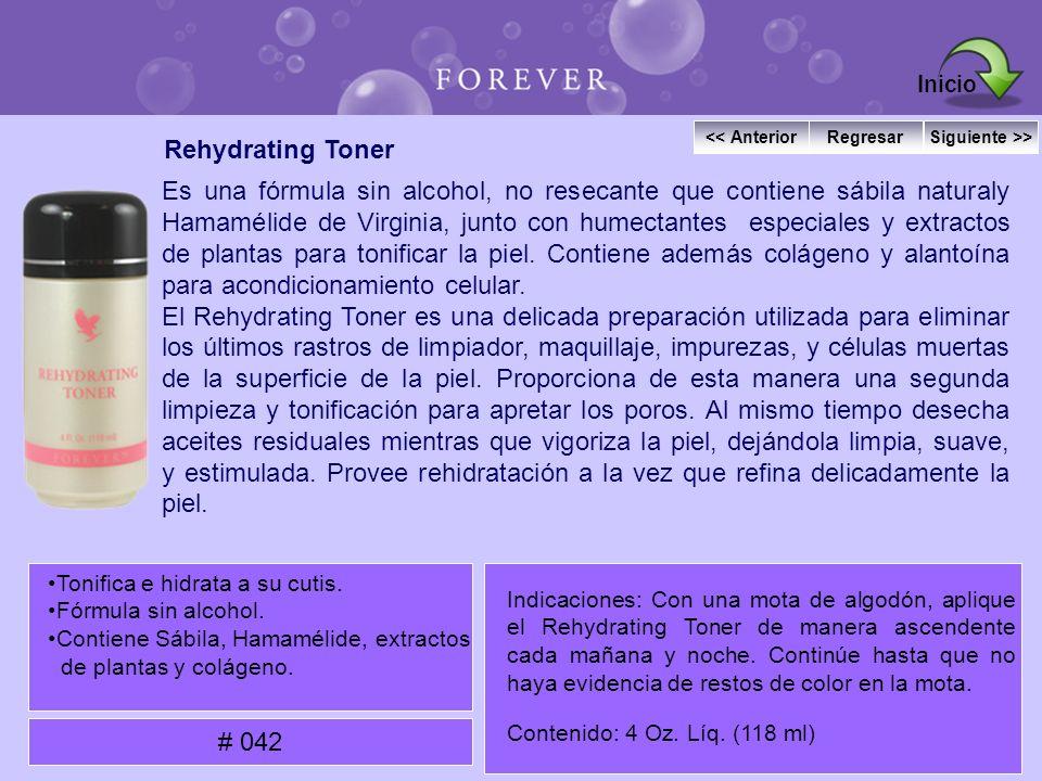 Inicio Rehydrating Toner