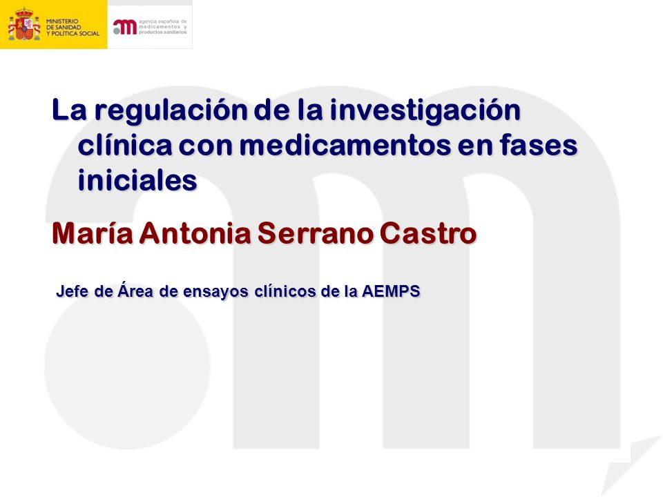 María Antonia Serrano Castro