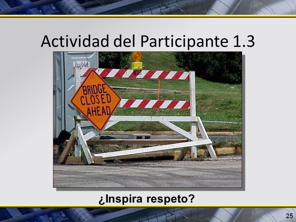 Actividad del Participante 1.3