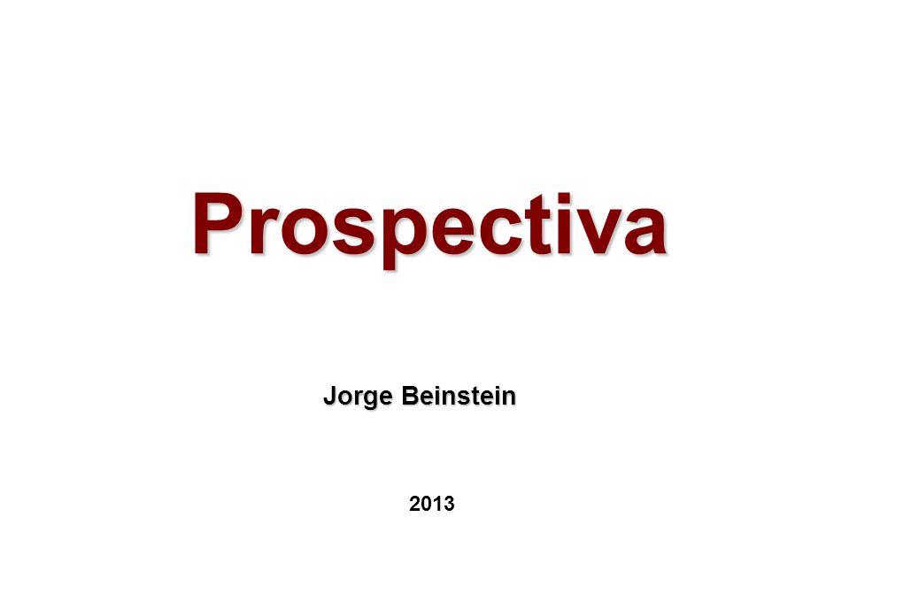 Prospectiva Jorge Beinstein 2013