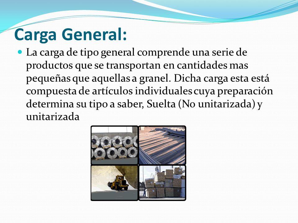 Carga General:
