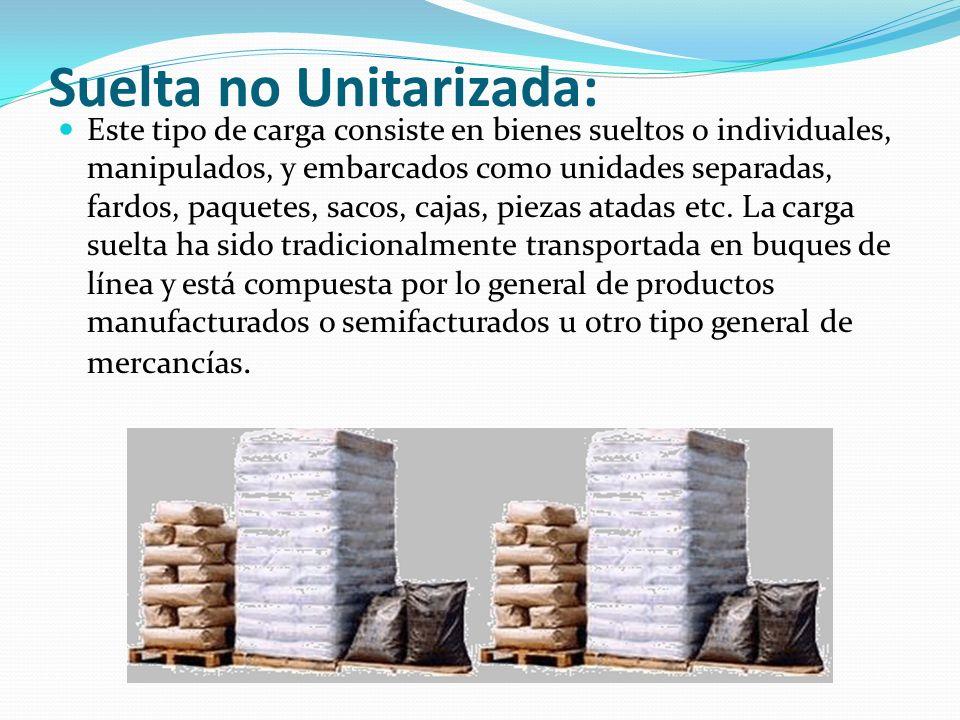 Suelta no Unitarizada:
