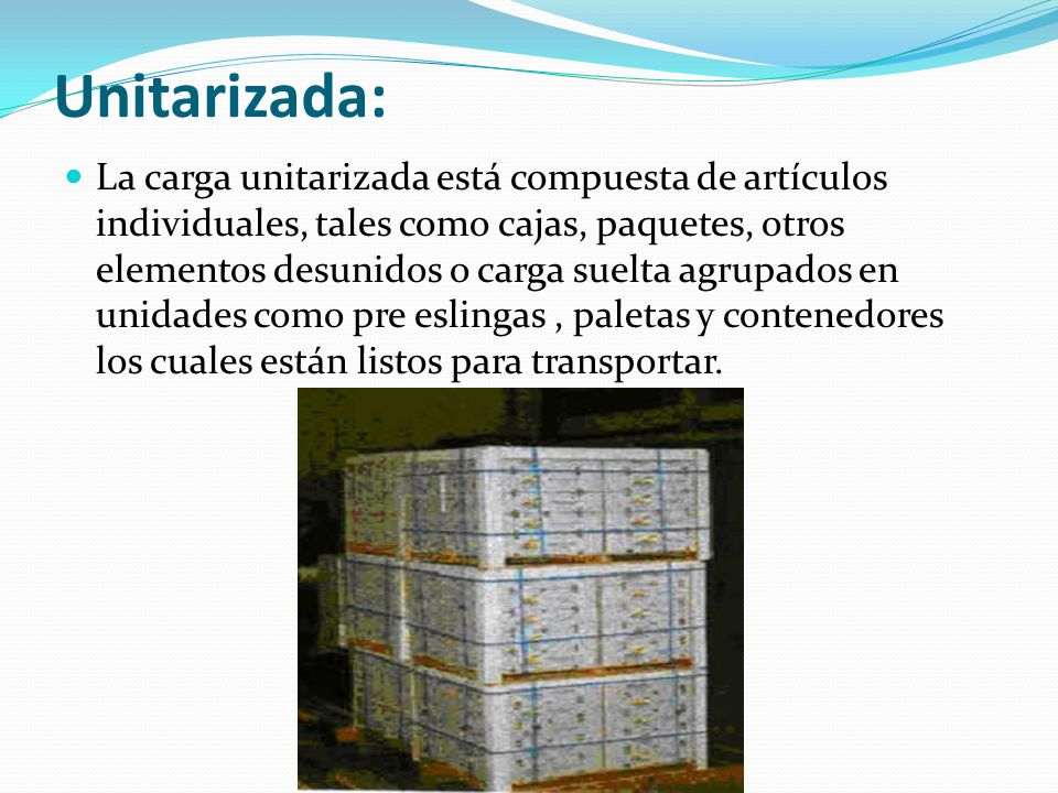 Unitarizada: