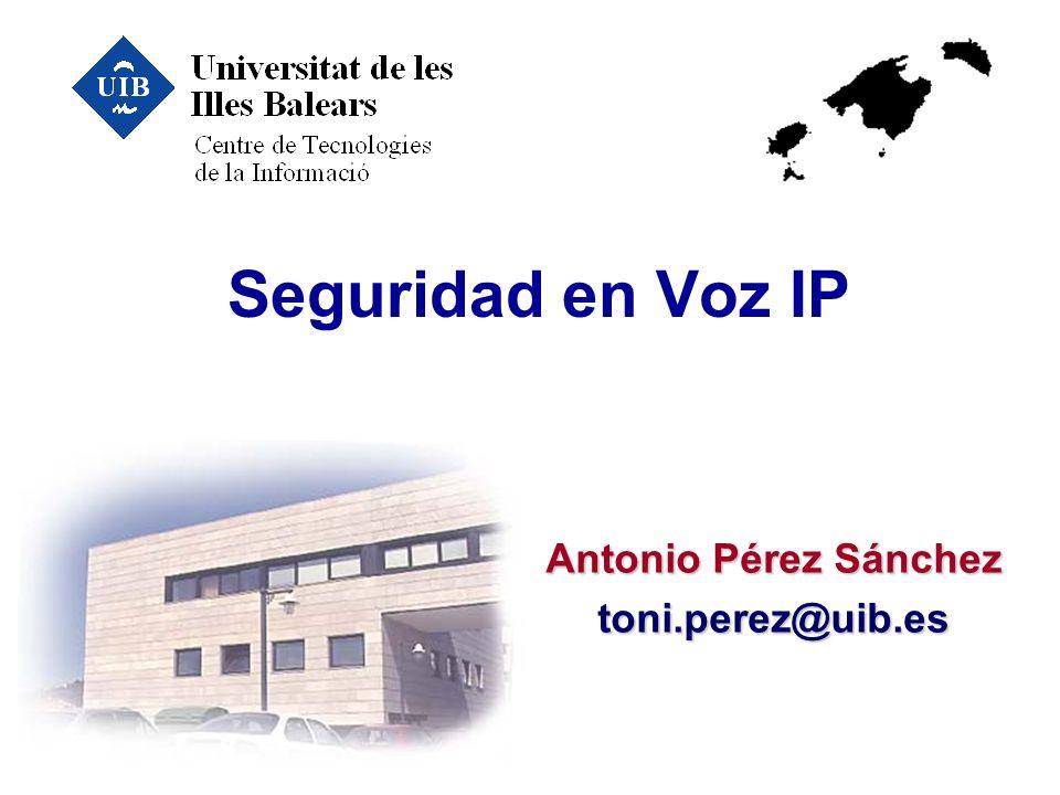 Antonio Pérez Sánchez toni.perez@uib.es