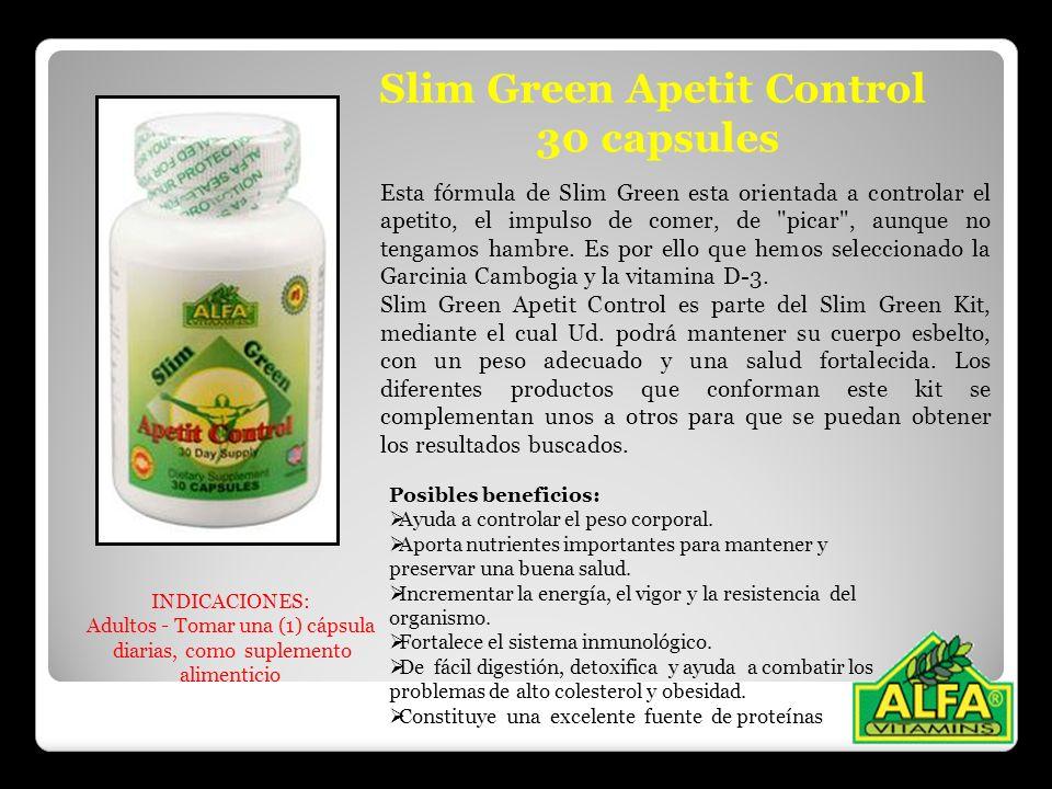 Slim Green Apetit Control