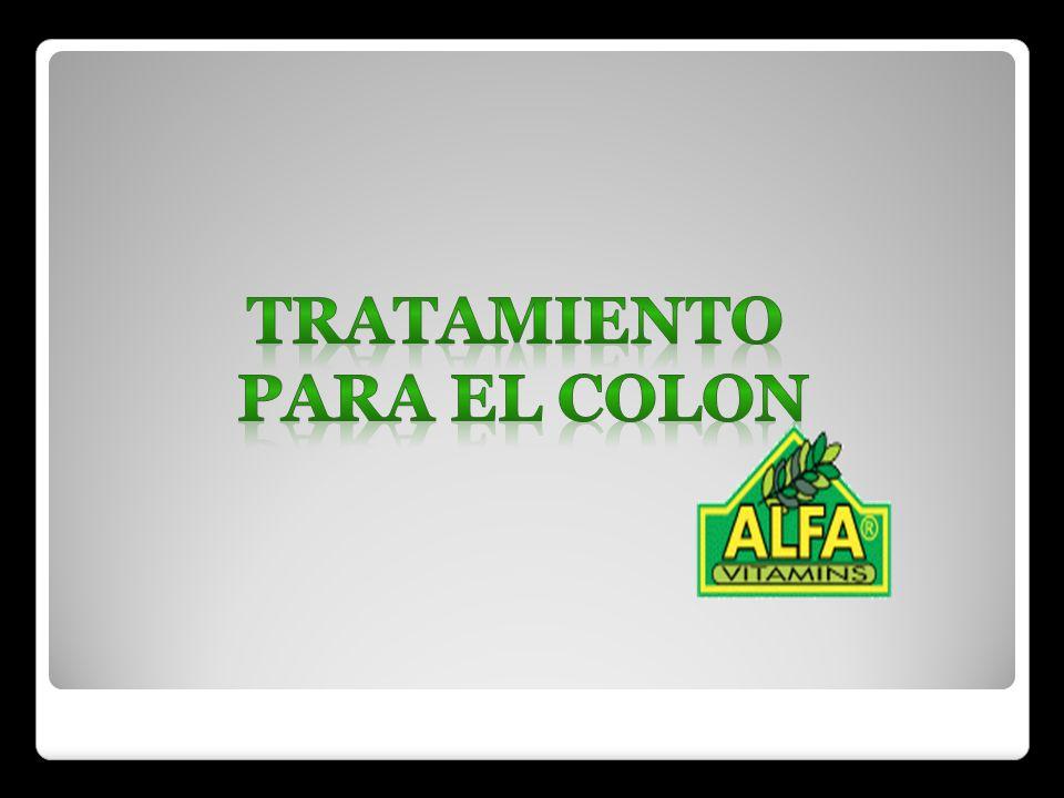 Tratamiento para el colon