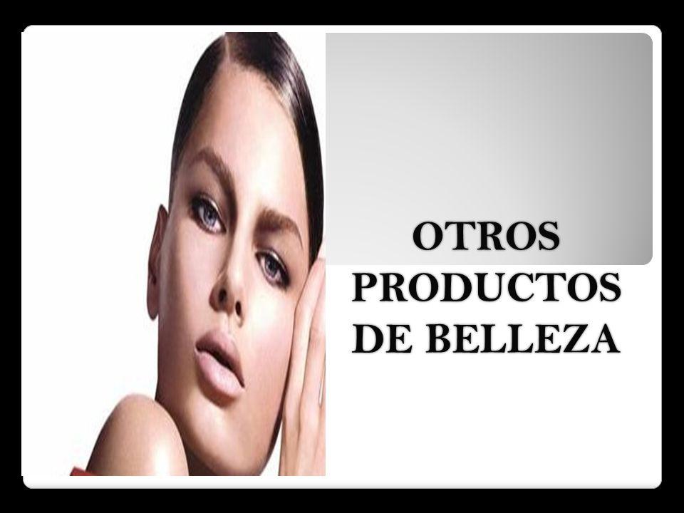 OTROS PRODUCTOS DE BELLEZA