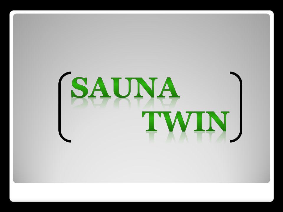 SAUNA TWIN