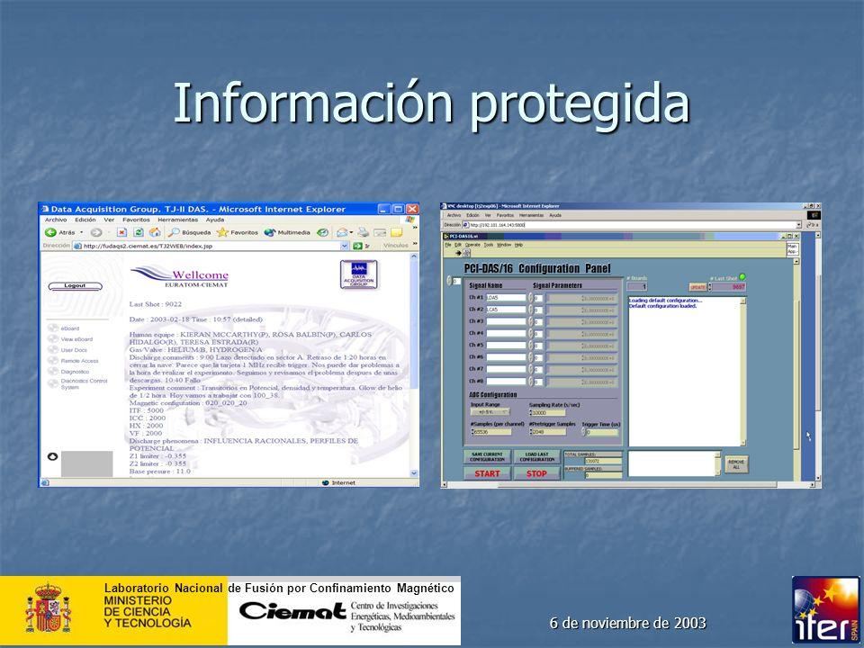 Información protegida
