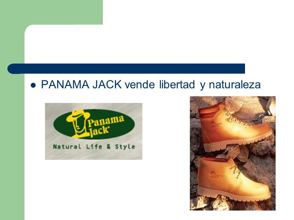 PANAMA JACK vende libertad y naturaleza