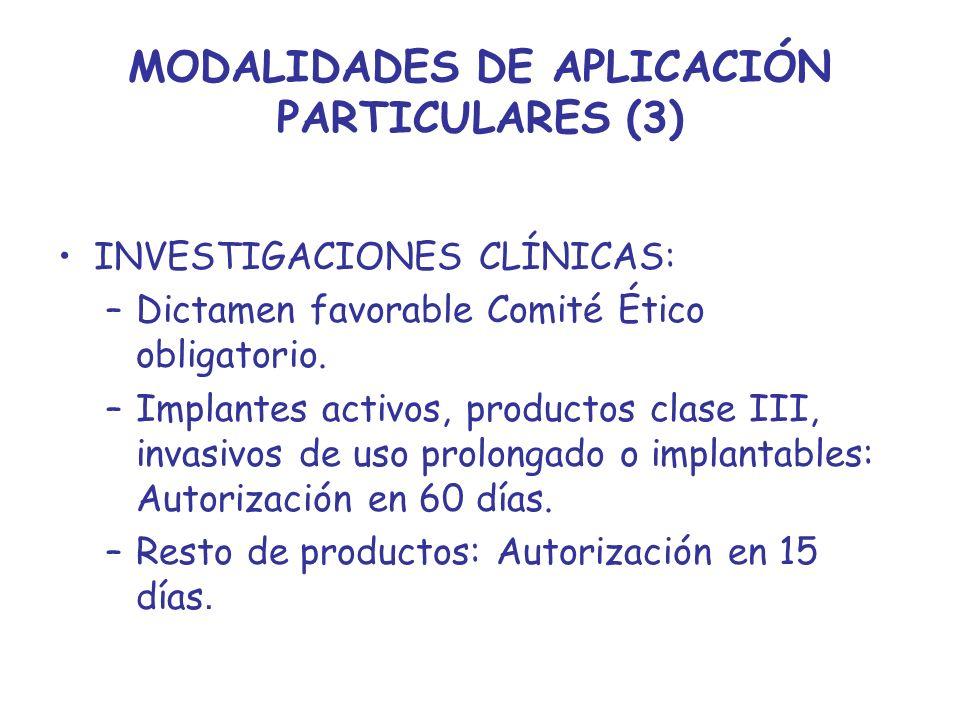 MODALIDADES DE APLICACIÓN PARTICULARES (3)