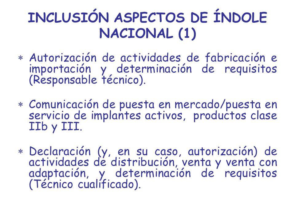 INCLUSIÓN ASPECTOS DE ÍNDOLE NACIONAL (1)