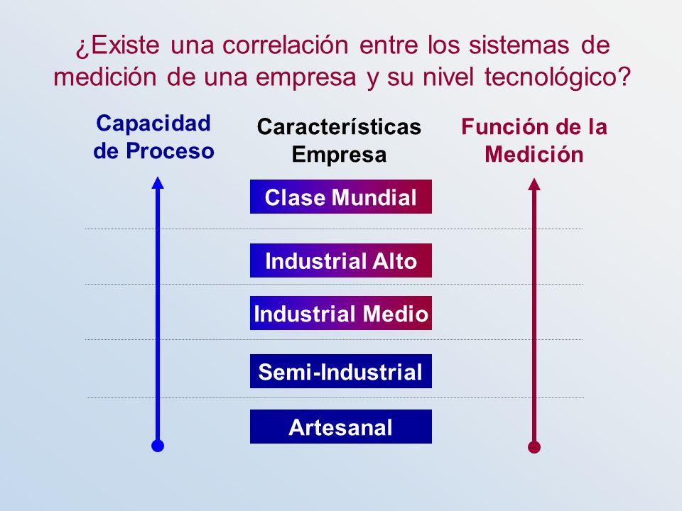 Características Empresa