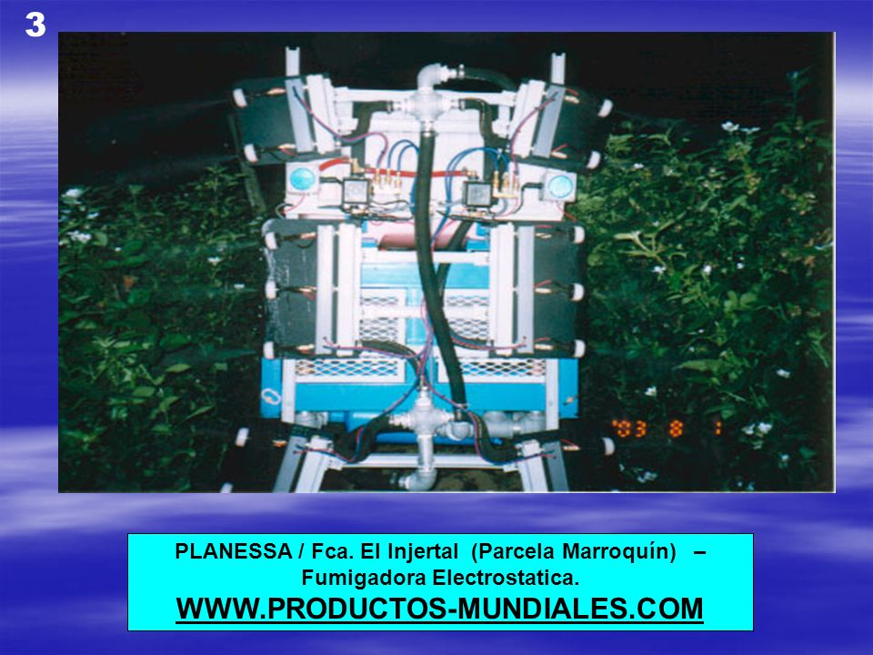 3 WWW.PRODUCTOS-MUNDIALES.COM