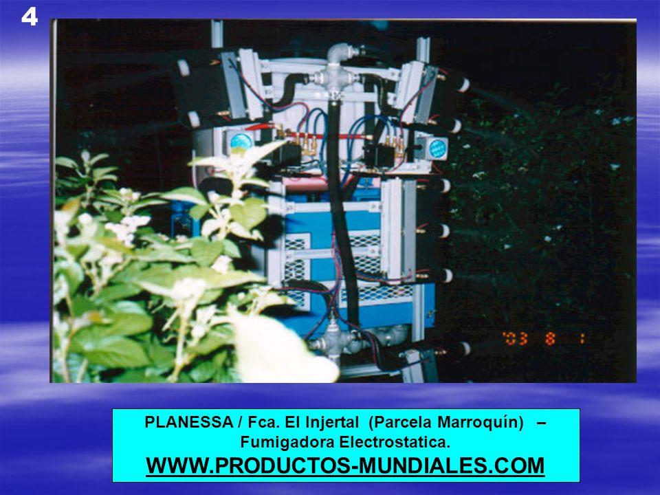 4 WWW.PRODUCTOS-MUNDIALES.COM