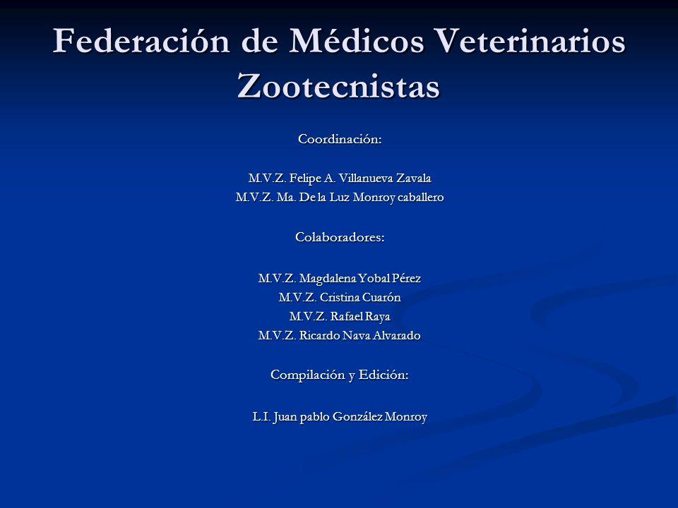 Federación de Médicos Veterinarios Zootecnistas