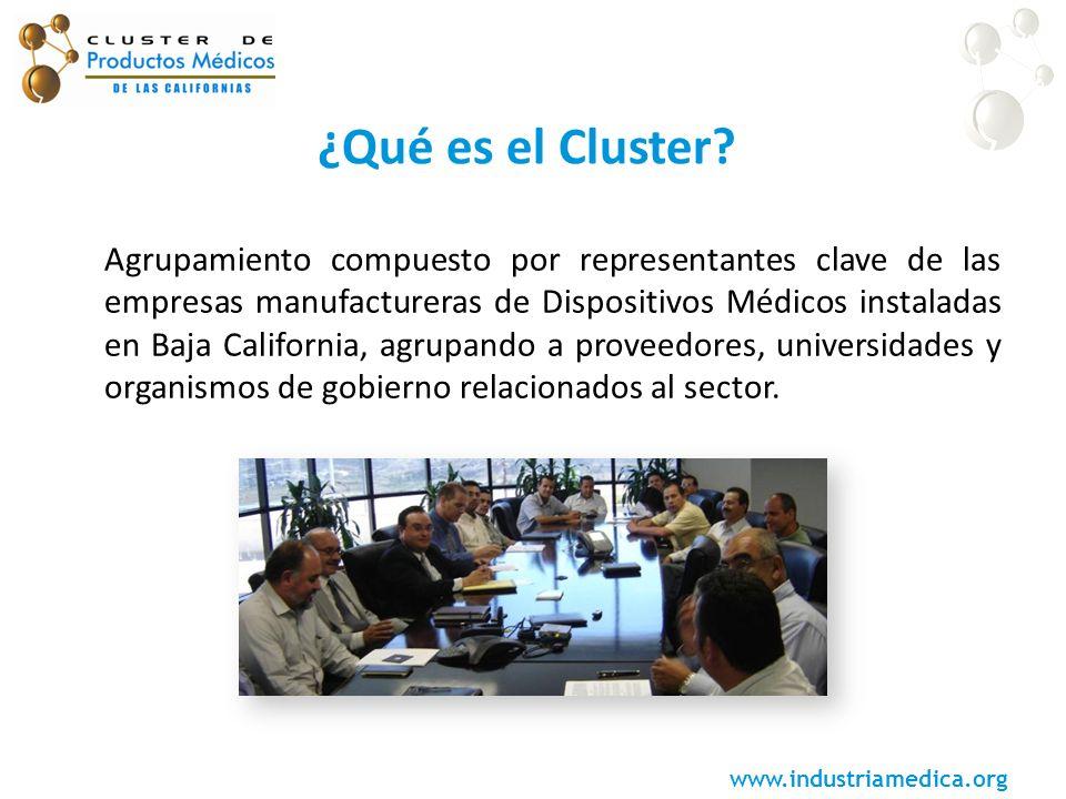 ¿Qué es el Cluster