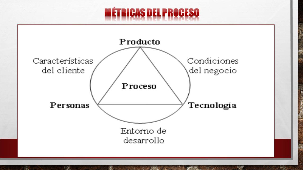 Métricas del Proceso