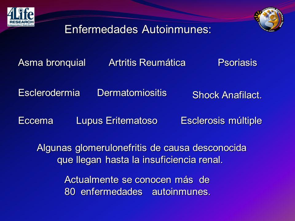 Enfermedades Autoinmunes: