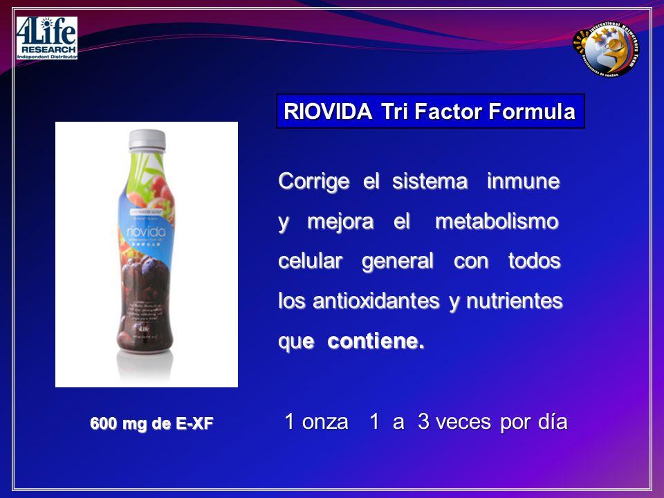 RIOVIDA Tri Factor Formula
