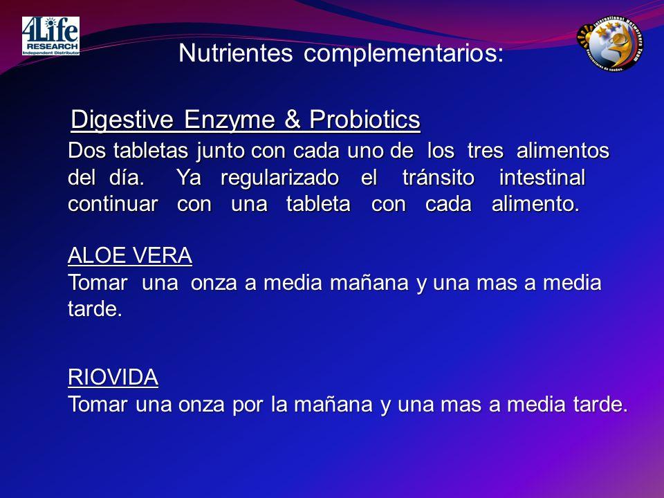 Digestive Enzyme & Probiotics
