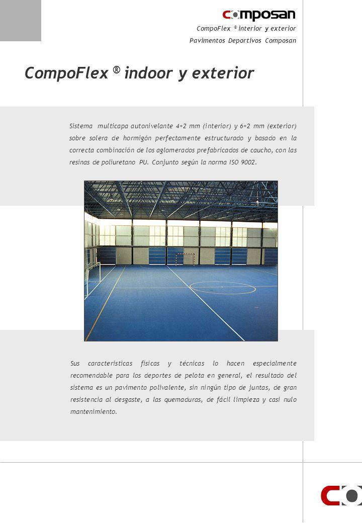 CompoFlex ® indoor y exterior