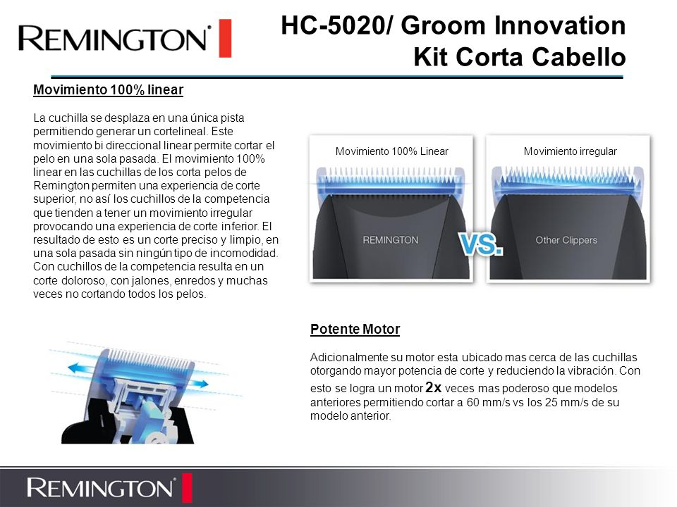 HC-5020/ Groom Innovation Kit Corta Cabello