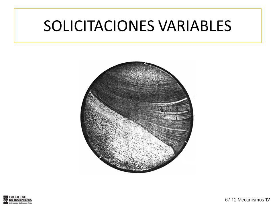 SOLICITACIONES VARIABLES