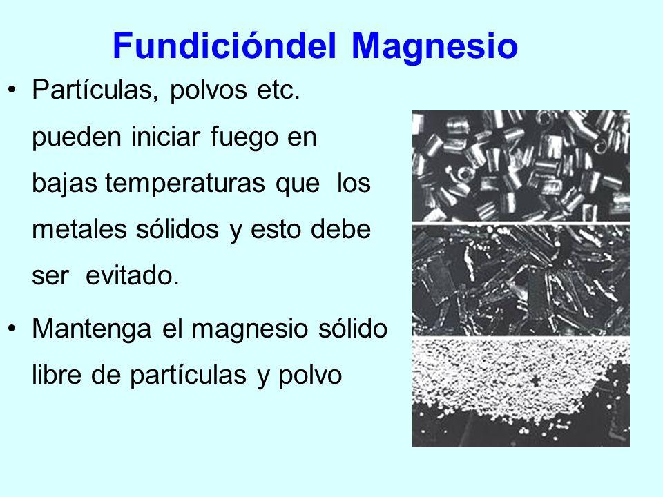 Fundicióndel Magnesio