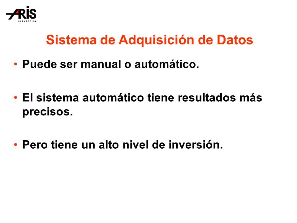 Sistema de Adquisición de Datos