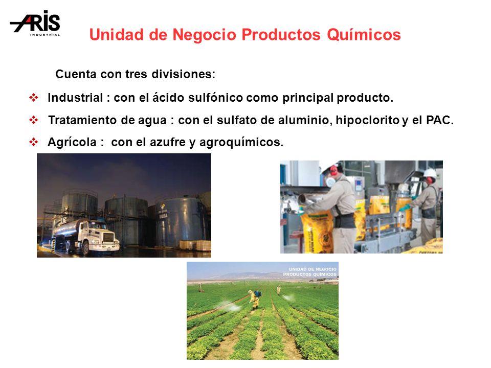 Unidad de Negocio Productos Químicos