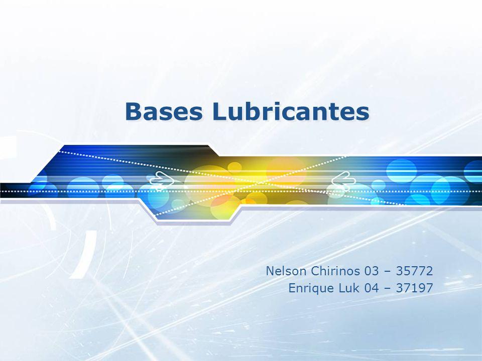Nelson Chirinos 03 – 35772 Enrique Luk 04 – 37197