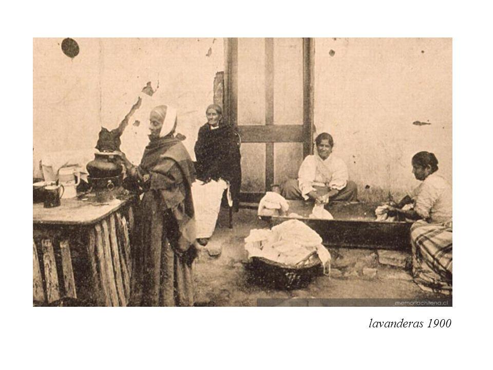 lavanderas 1900